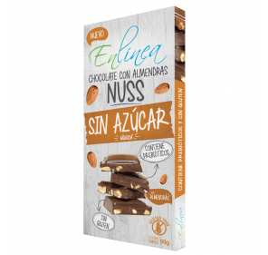 BARRA DE CHOCOLATE NUSS