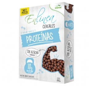 CEREAL DE PROTEINAS CHOCOLATE